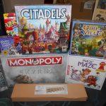 Games Toys & more Spieleladen Linz Citadels Monopoly Skyrim