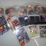 Games, Toys & more Gesellschaftsspiele Würfel Sleeves Metallmünzen