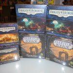 Games, Toys & more Spielegeschäft Arkham Horror