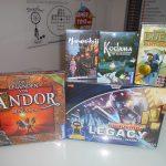 Games, Toys & more Spielegeschäft LEgenden von Andor Bonusbox