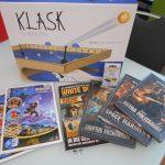 Games, Toys & more Spielegeschäft Klask Spiel Doch