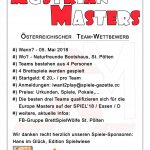Games, Toys & more Austrian Masters Linz