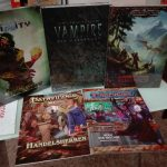 Games, Toys & more Vampire V20 pen and paper Linz