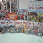 Games, Toys & more Zug um Zug Spiel des Jahres 2004 Brettspiele Linz