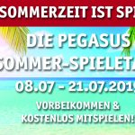 Games, Toys & more Pegasus Sommerspiele Linz