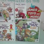 Games, Toys & more Magic Maze Aktion Pegasus Spiele Sommertour 2019 Linz