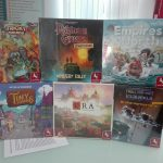 Games, Toys & more Roll for the Galaxy Pegasus Spiele Linz