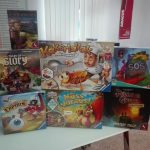Games, Toys & more tales of glory brettSpiele Linz