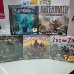 Games, Toys & more Aftermath kooperative Spiele Linz