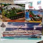 Games, Toys & more Graf Zeppelin Aircraft Carrier Cobi Klemmbausteine Linz