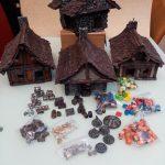 Games, Toys & more Tabletop Geländer Häuser und Spielzubehör Linz