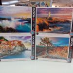 Games, Toys & more Cinque Terre Eurographics Puzzles Linz