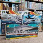 Games, Toys & more Cobi Top Gun Klemmbausteine Linz