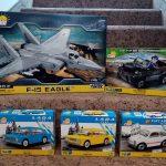 Games, Toys & more Fiat Abarth Cobi Klemmbausteine Linz