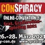Games, Toys & more Conspiracy 5 Online Spieleveranstaltung Linz