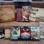 Games, Toys & more Not Alone Corax Spiele Linz