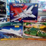 Games, Toys & more F-14 Tomcat Top Gun Klemmbausteine Linz
